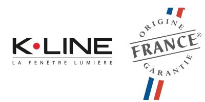 Portes entrée Aluminium K•LINE Evreux, Louviers