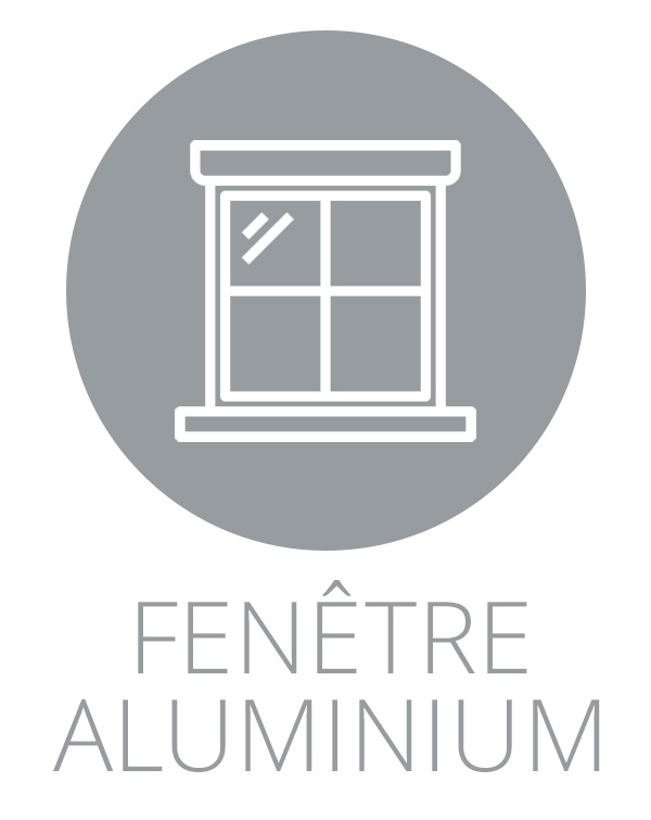 Fenêtres aluminium Rouen - Pont de l'arche - Louviers - Evreux