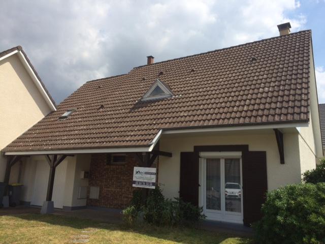 Nettoyage de toiture à saint Aubin les Elbeuf (76410)