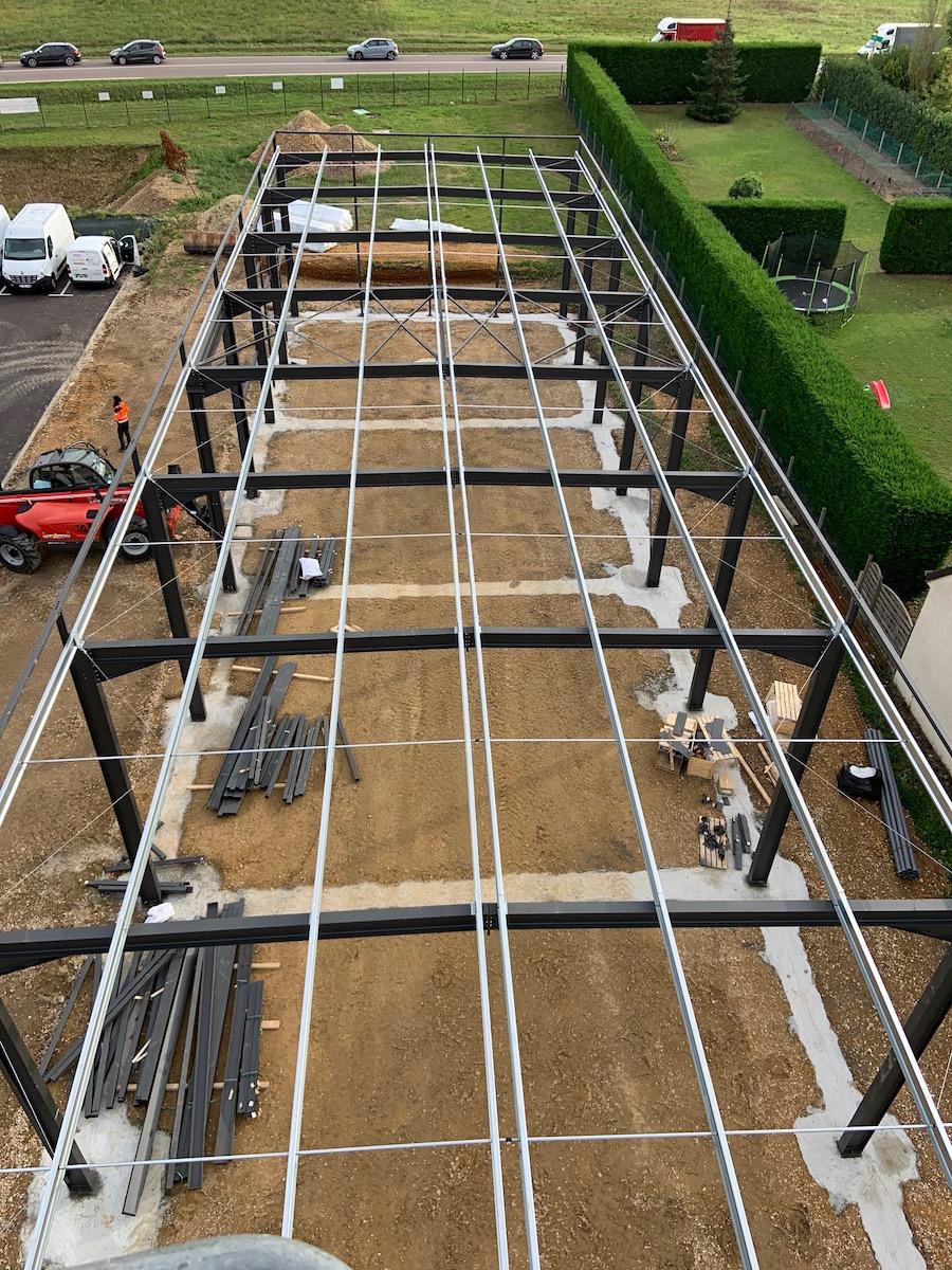 Une nouvelle infrastructure de stockage à Criquebeuf-sur-Seine