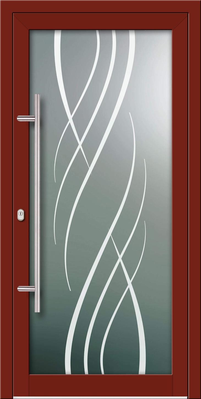 Porte entrée PVC haute qualité Louviers