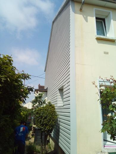 Fourniture et pose d'une isolation thermique par l'extérieure près de Rouen